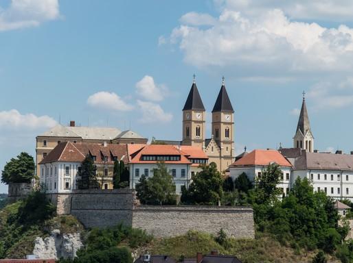 Veszprém, Kép: wikimedia
