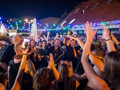 Veszprémi Utcazene Fesztivál, 2017, Kép: wikimedia