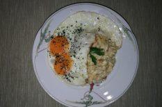 egészséges, liszt, margarin, petrezselyem, zöldbab