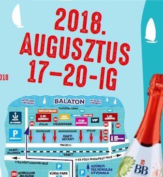 Balatonboglári plakát, Kép: sajtóanyag