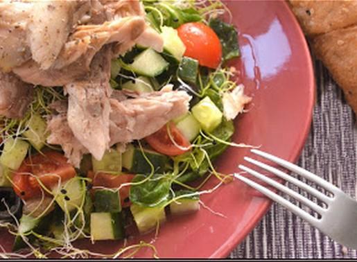 Bogyós saláta, Kép: Steffel Csaba
