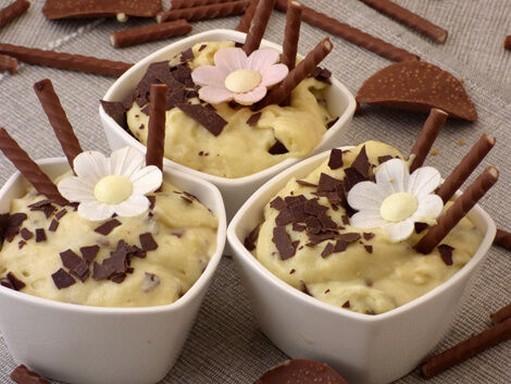 Citromos köleshab csokireszelekkel, Kép: bulkshop