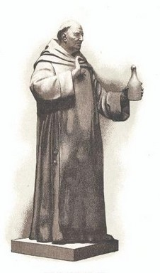 Dom Perignon, Kép: wikimedia