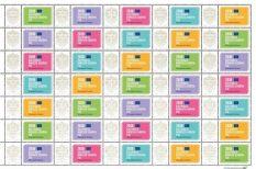 bélyeg, európai kultúra, Európai Unió, Kulturális Örökség Európai Éve, személyes bélyeg