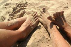 cukorbeteg, elővigyázatosság, fertőzés, lábsérülés, nyár