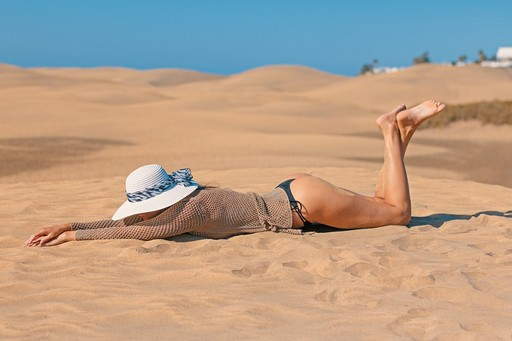 Lustálkodás a napon, Kép: pixabay
