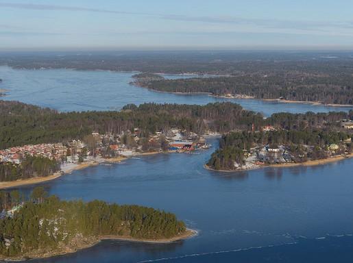 Mälaren-tó, Kép: wikipedia