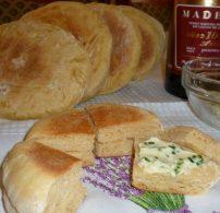 édesburgonya, életsző, kenyér, Madeira, mediterrán íz