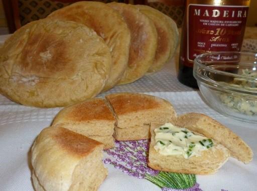 Madeira kenyér, Kép: Pammer Lívia