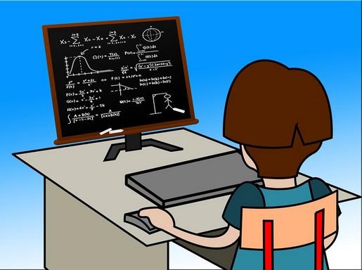 Matek a számítógéppel, Kép: pixabay