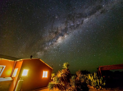 Namíibiai égbolt, Kép: Schmall Rafael
