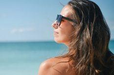 divat, egészség, napszemüveg, UV-védelem
