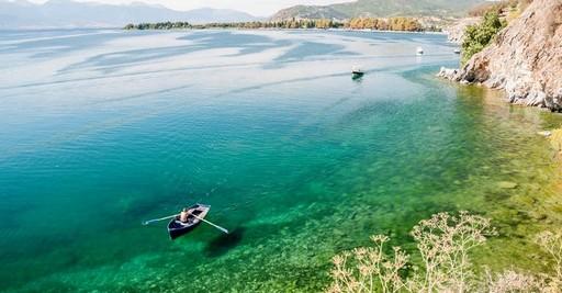 Ohridi-tó, Macedónia, Kép: Wizz Tours