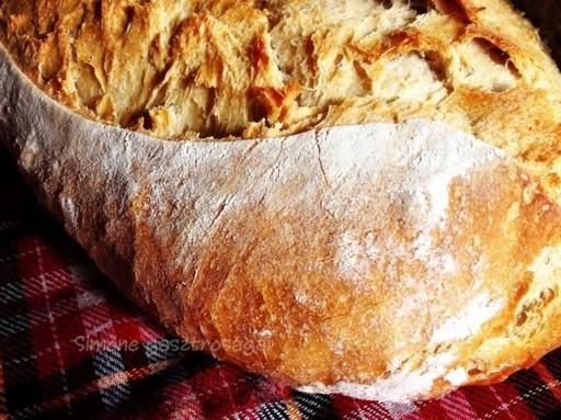 Rrozskovászos kenyér, Kép: Pammer Lívia