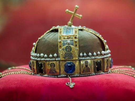Szent Korona, Kép: MTI, Illés Tibor