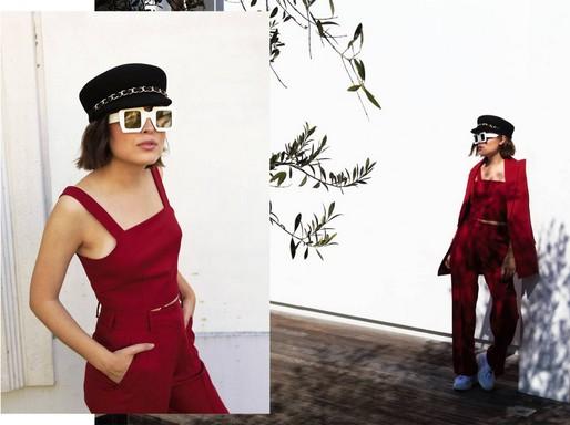 Alice Merten eleganciája, Kép: LuisaViaRoma