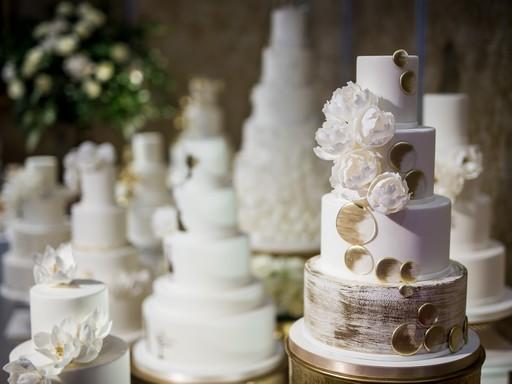 Esküvői torták, Kép: Happy Bridal Days