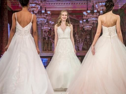 Fehér esküvői ruhák, Kép: Happy Bridal Days