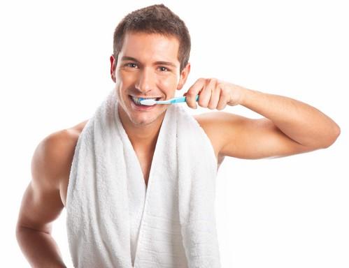 Fogmosós pasi, Kép: dental