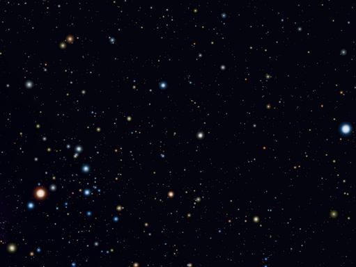 Mérleg csillagkép, Kép: wikipedia