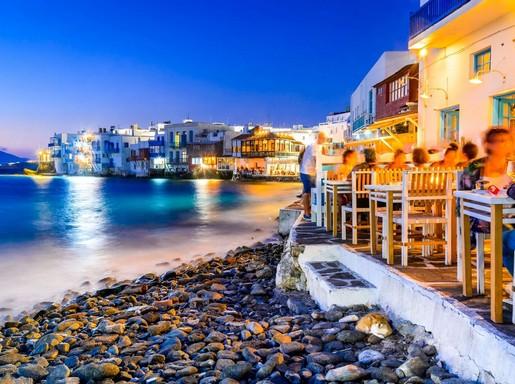 Míkonosz, Kép: Aegean Airlines