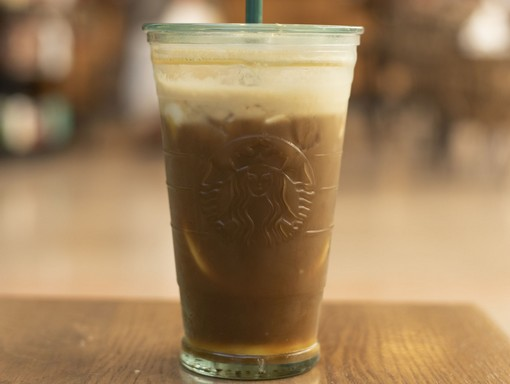Narancsos fahéjas, Kép: Starbucks