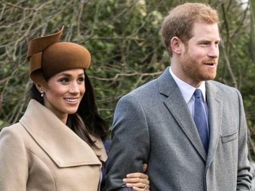 Prince Harry és Meghan Markle, Kép: wikipedia
