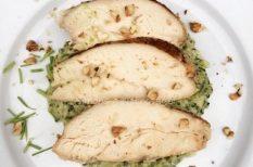 brokkoli, csirkemell, dió, gluténmentes, sajt, tejszín