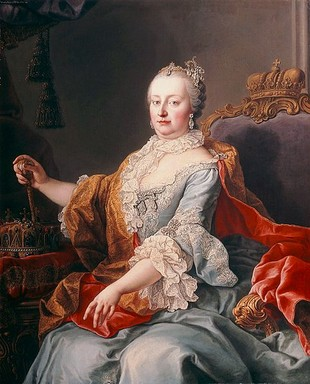 Súbor: Mária Terézia, Kép: wikipedia