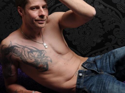 Szexis férfi fotó, Kép: pixabay