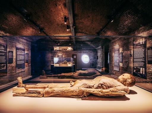 Erdélyi múmia új, Kép: sajtóanyag