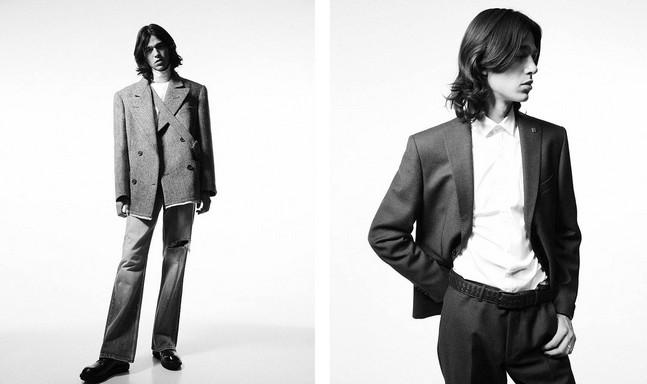 Férfi öltöny, Kép: luisaviaroma
