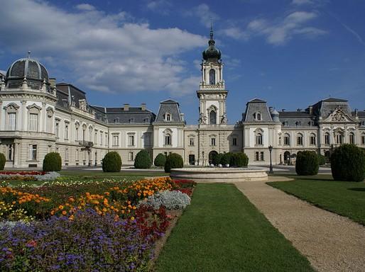 Festetics-kastély, Kép: wikipedia