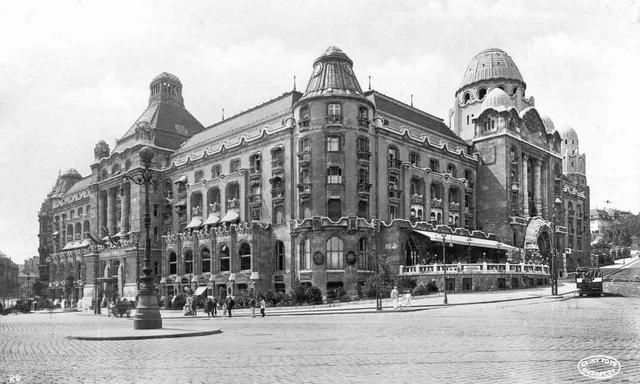 Gellért Hotel, Kép: sajtóanyag