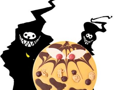 Halloween csokik, Kép: zotter.at