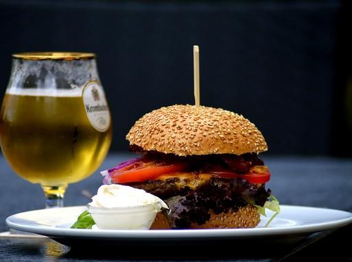 Hamburger sörrel, Kép: pixabay