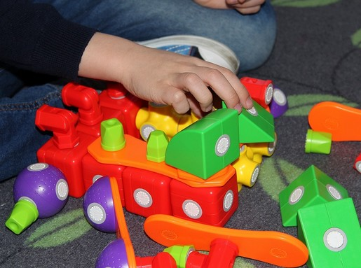 Játék, Kép: pixabay