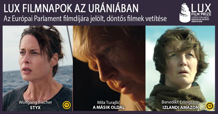 LUX Filmnapok, Kép: Európai Parlament
