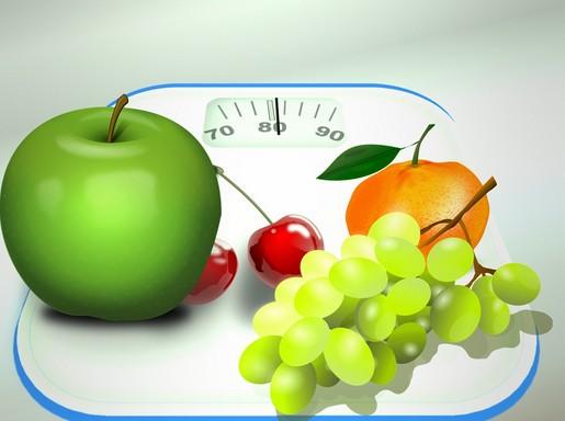 Mérleg, gyümölcs, fogyókóra, Kép: pixabay