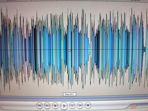 Manipulálatlan zeneanyag képe, Kép: wikipedia