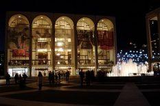 135. születésnap, komolyzene, Metropoliten, New York, opera, ünnep