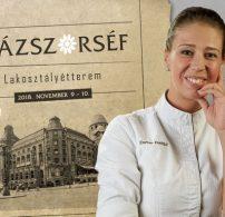 borfesztivál, chef, Costes head, Gellért Hotel, márton nap, Michelin-csillag, Palágyi Eszter
