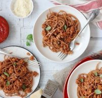parmezán, pulyka, spagetti, sütőtök, tészta