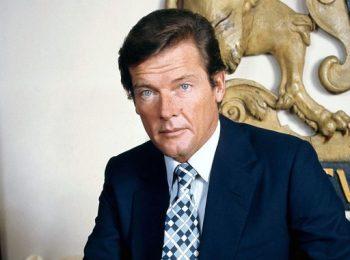 angol filmszínész, Az Angyal, James Bond, Sir Roger Moor, születésnap