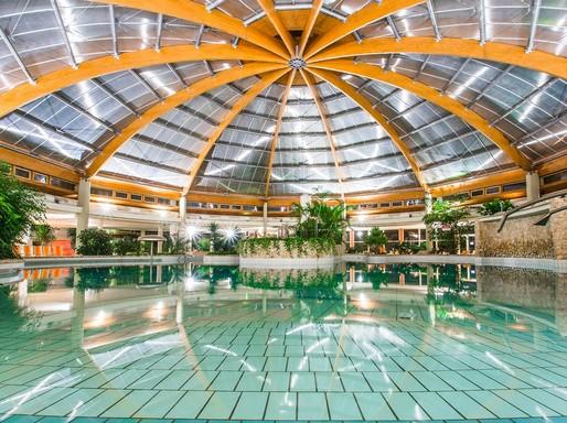Szentgotthárd, fürdő, Kép: Gotthard Therme Hotel&Conference