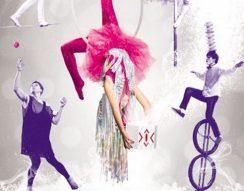 artisták, cirkusz, előadás, karácsony, Szikramanók