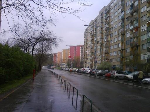 Óhegyi lakótelep, Újhegyről, Kép: wikipedia