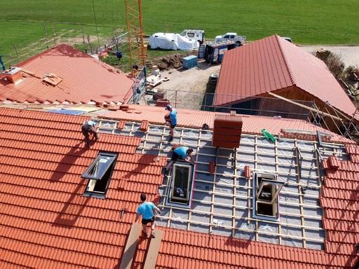 Ablakbeépítés, Kép: ROTO