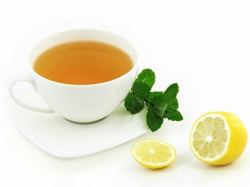 Citromos tea, Kép: publicdomainpictures
