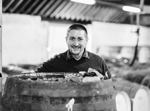 Dave Francis, Kép: Edrington